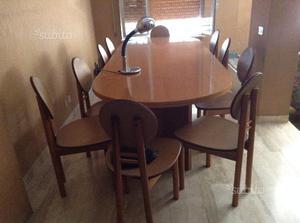 Tavolo da salone/riunione