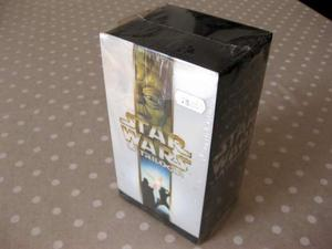 Trilogia VHS Star Wars