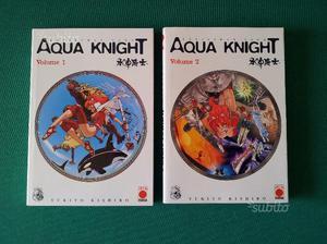 Aqua Knight n.1 e n.2 Planet Manga