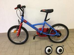 Bicicletta con rotelle per bambini