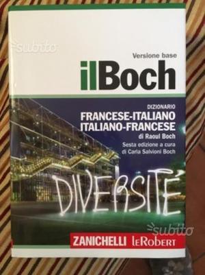 Dizionario francese e spagnolo