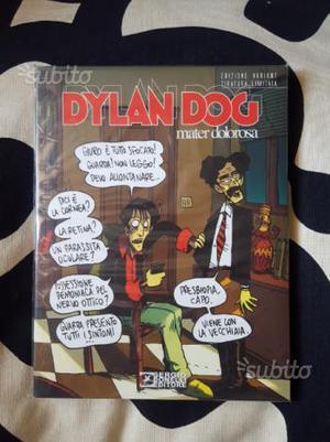 Dylan dog 361 variant lucca
