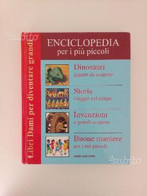 Enciclopedia per i più piccoli Dami