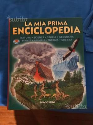 La mia prima enciclopedia DeAgostini