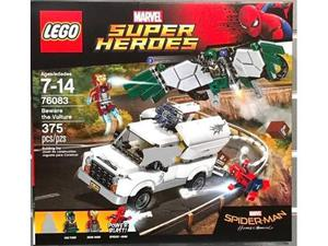 Lego  marvel super heores - spider man 2: attenti a