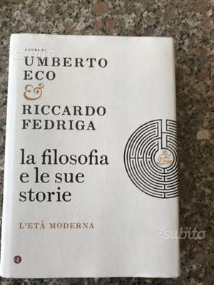 Libro: la filosofia e le sue storie