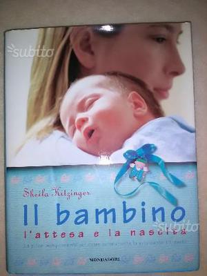 Libro sull'attesa e la nascita del bambino