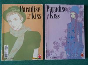 Paradise Kiss n.1 e n.2 Planet Manga ^ ediz
