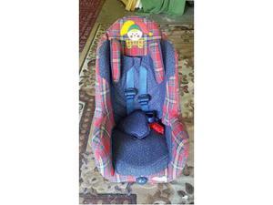 Seggiolino auto bebè confort da 0 a 4 anni