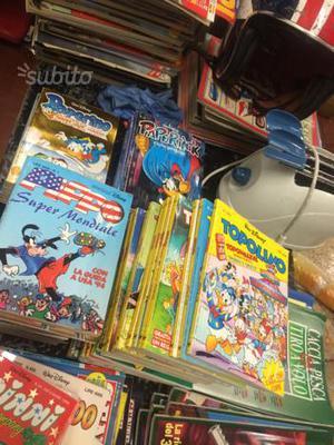Topolino e riviste anni 90
