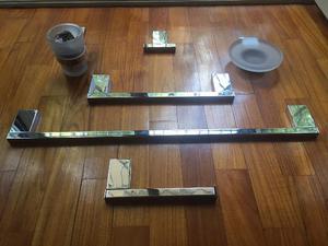 Accessori da bagno ottone e oro posot class for Accessori da bagno