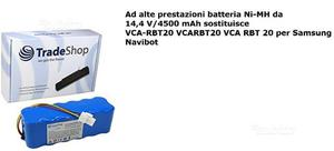 Batteria Samsung Navibot