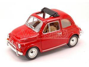 Bburago BUR FIAT 500 L  RED 1:24 Modellino