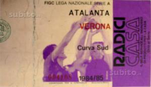 Biglietto calcio Hellas Verona campionato