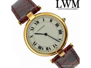 CARTIER Vendome  Ronde yellow gold 18kt Full Set