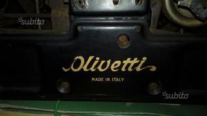 Macchina da scrivere Olivetti M40 - M 40