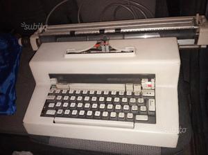 Macchina scrivere vintage Olivetti editor 3