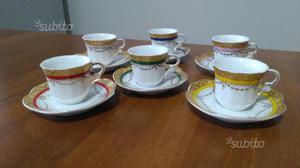 """Mini tazzine """"Venezia Gold collection"""""""