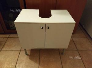 Nuovo mobile bagno sotto lavandino e scegliere il lavabo per il