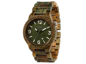 Orologio originale nuovo in legno wewood