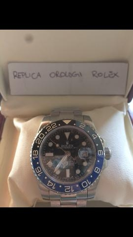 ROLEX GMT replica