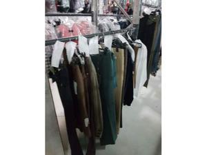Stock abbigliamento firmato e made in italy