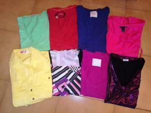 T-Shirt / Magliette da donna miste (8 pezzi)