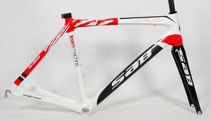 Telaio Bici Corsa Carbonio SAB USATO Misura M 53cm