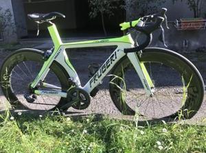 bici corsa di2 FRUGERI