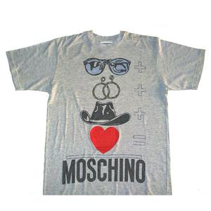 t-shirt cult by moschino