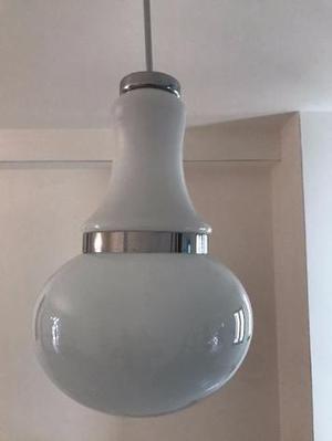 vintage lamp moder Lampada sospensione vetro opali Euro 200
