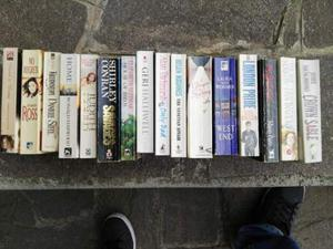 270 Libri in lingua originale (inglese)