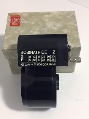 BOBINATRICE per pellicole 35mm 17mt