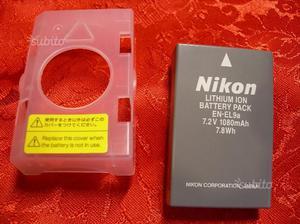 Batteria ORIGINALE NIKON EN-EL9a