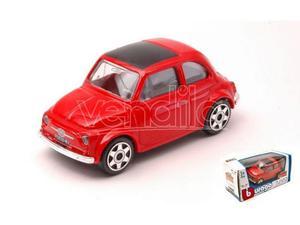 Bburago BUR FIAT  RED 1:43 Modellino