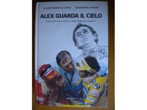Claudio costa libro con dedica e autografo