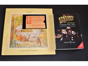 GENESIS - Tour Selling England By The Pound (Ticket/LP/Book)