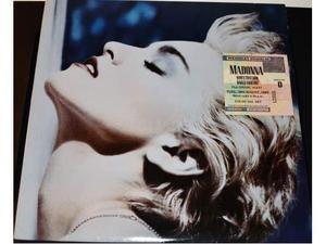 Madonna - WHO'S THAT GIRL - WORLD TOUR  - Ticket + Album