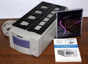 Minolta scanner dimage scan dual ii af u