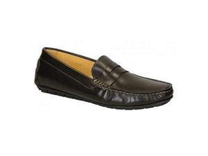Mocassini in pelle leonardo shoes