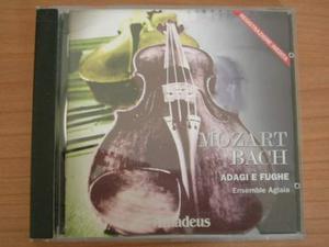 Mozart Bach Adagi e Fughe Ensemble Aglaia