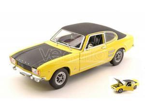Nostalgie NT058 FORD CAPRI GT XLR  YELLOW/BLACK