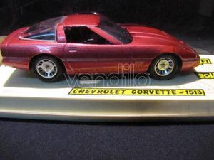Solido  CHEVROLET CORVETTE 2RD CAR RED 1/43 Modellino
