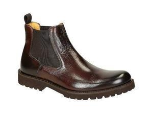 Stivaletti uomo in pelle leonardo shoes