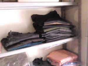 Stock abbigliamento misto