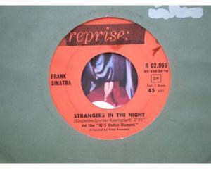 Strangers in the night di frank sinatra 45 giri del