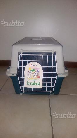 Trasportino Ferplast Atlas 20 per cani e gatti