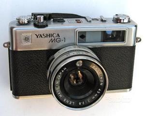 Yashica MG-1+Flash Metz 20B3+KODAK EK160