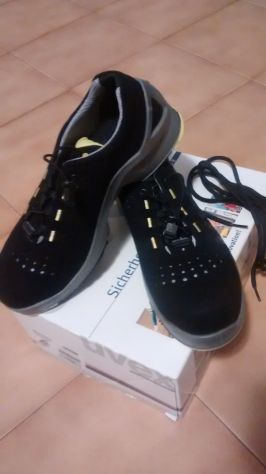 scarpe antinfortunistiche Uvex n44
