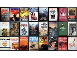 24 libri vari autori e generi in blocco o singoli